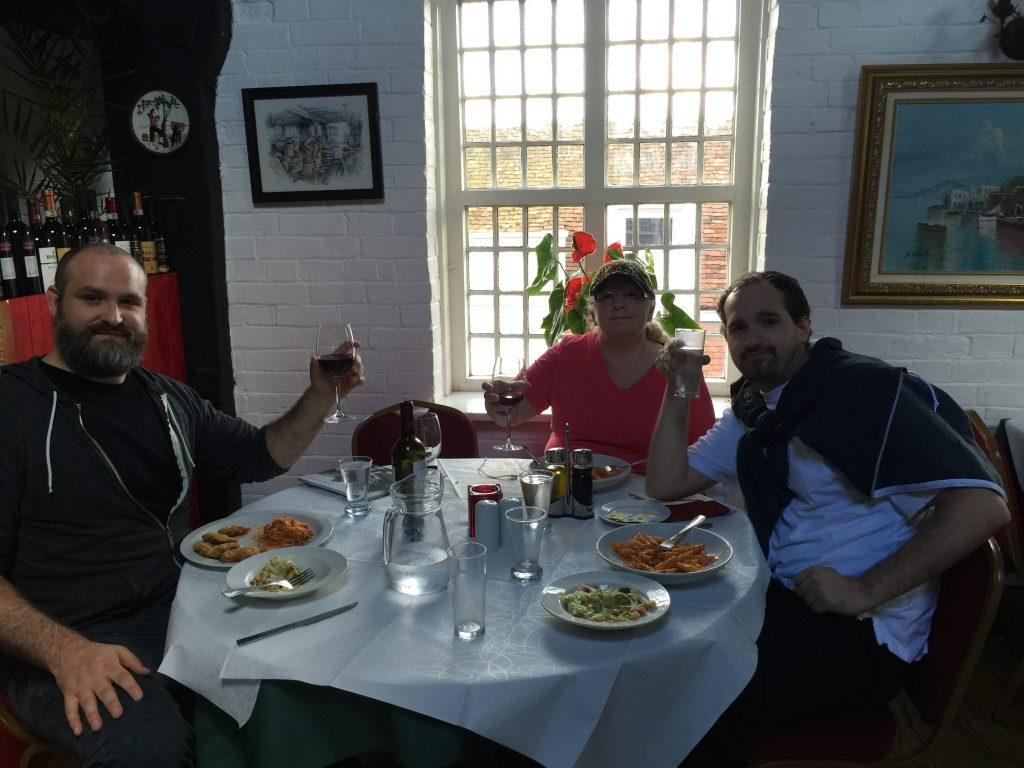 Alpinos Restaurant - Salisbury 6-17-2016