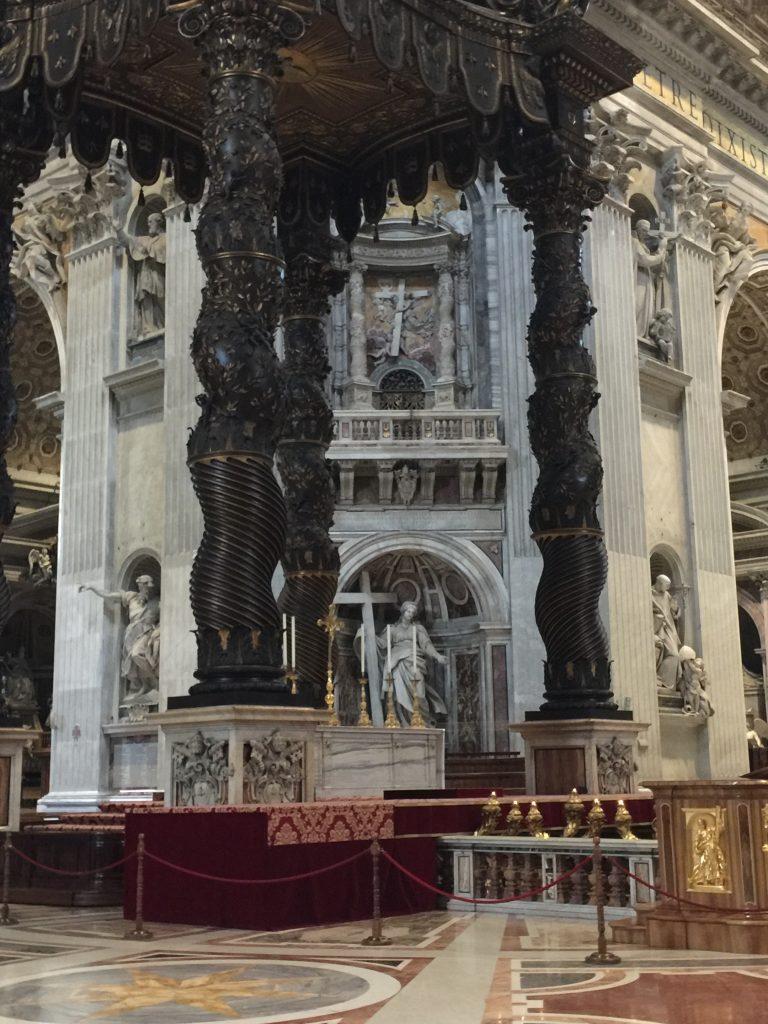 Basilica altar - 2