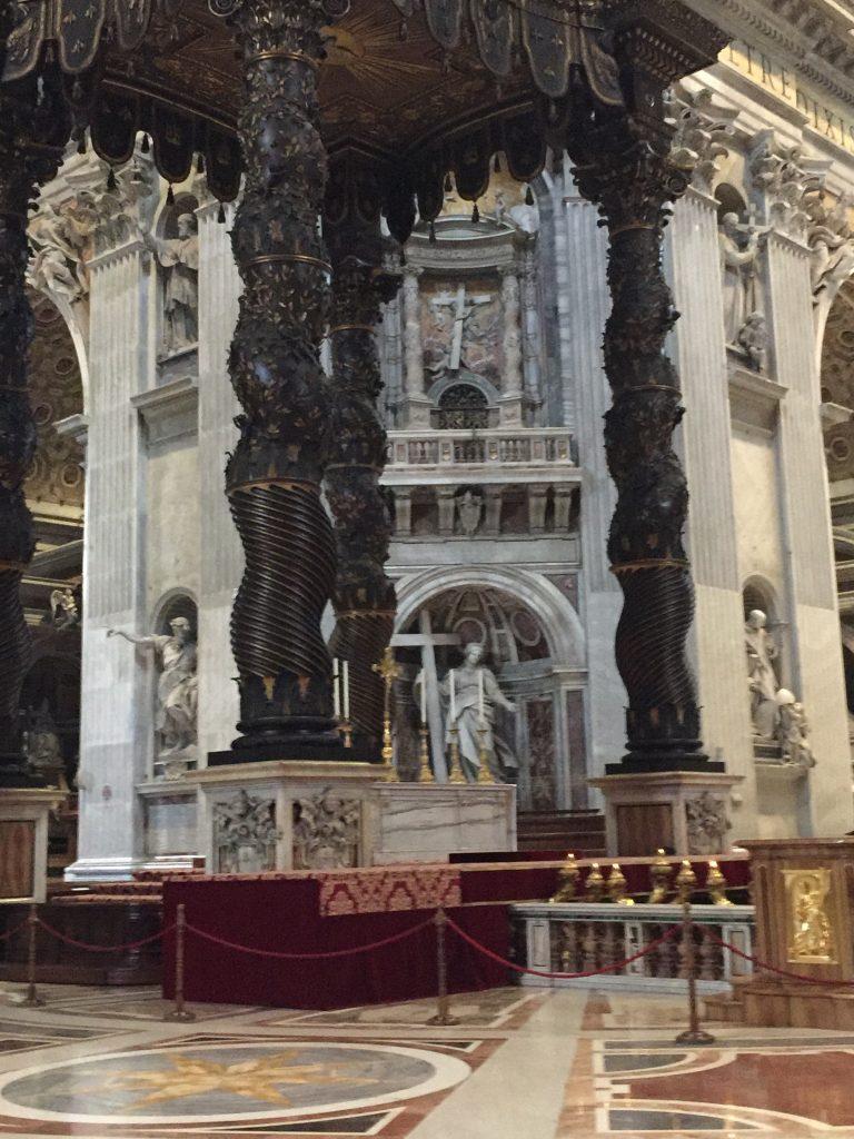 Basilica alter - 3