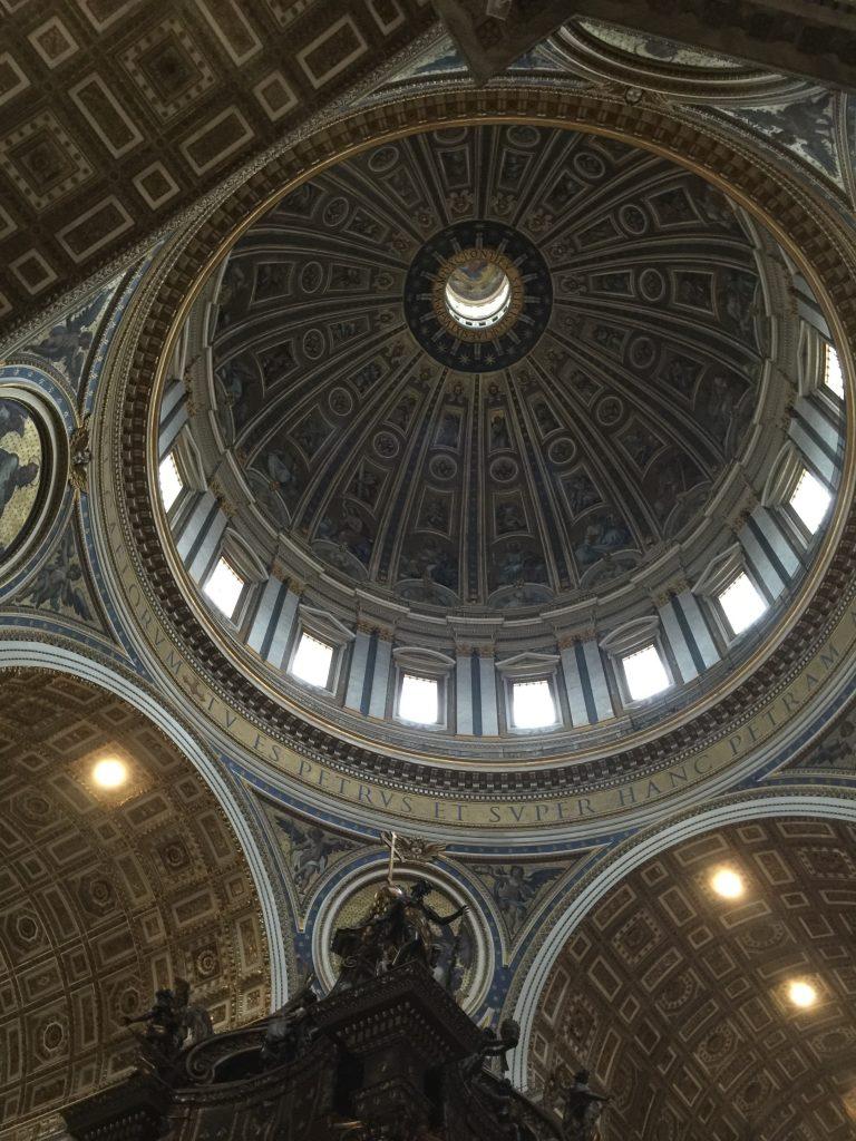 Basilica dome 1