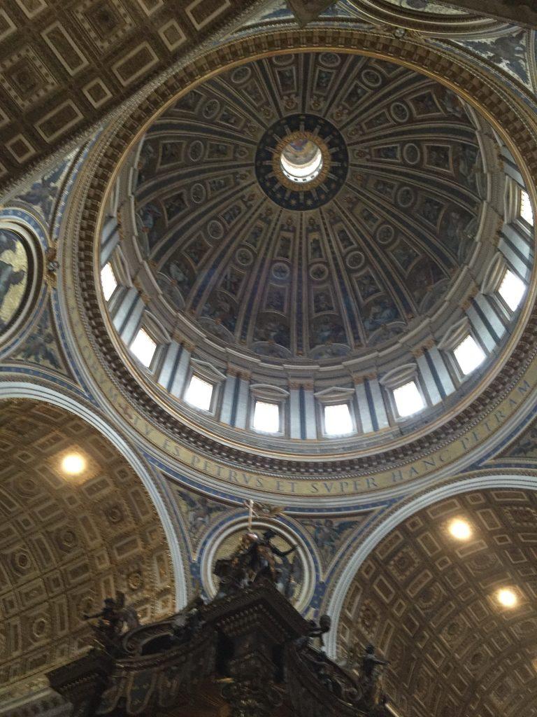 Basilica dome 2