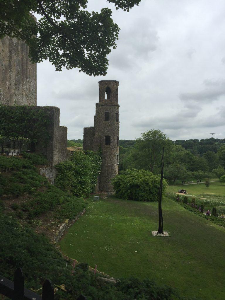Blarney Castle Landscape