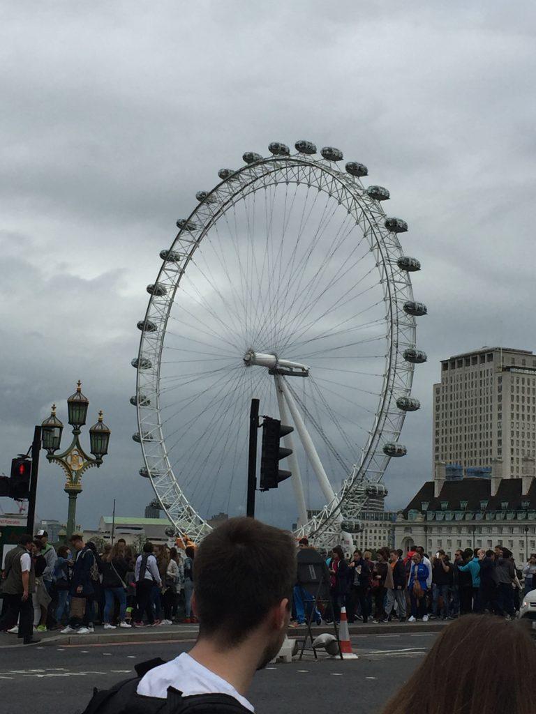 London Eye 6-16-2016