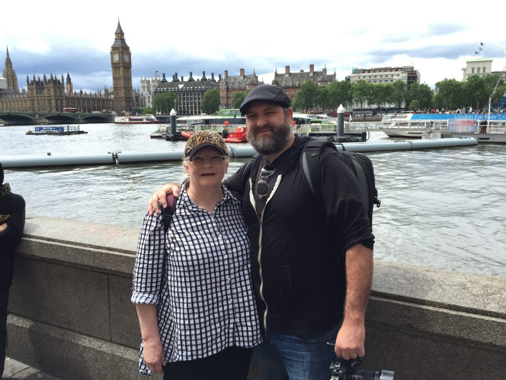 Matt-Mom-Big Ben 6-16-2016