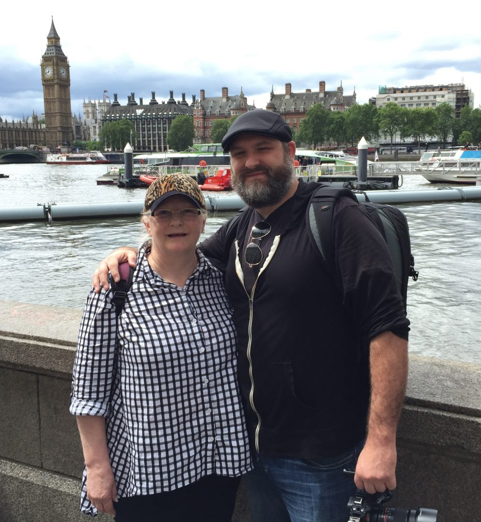 Matt and I - Big Ben 6-16-2016