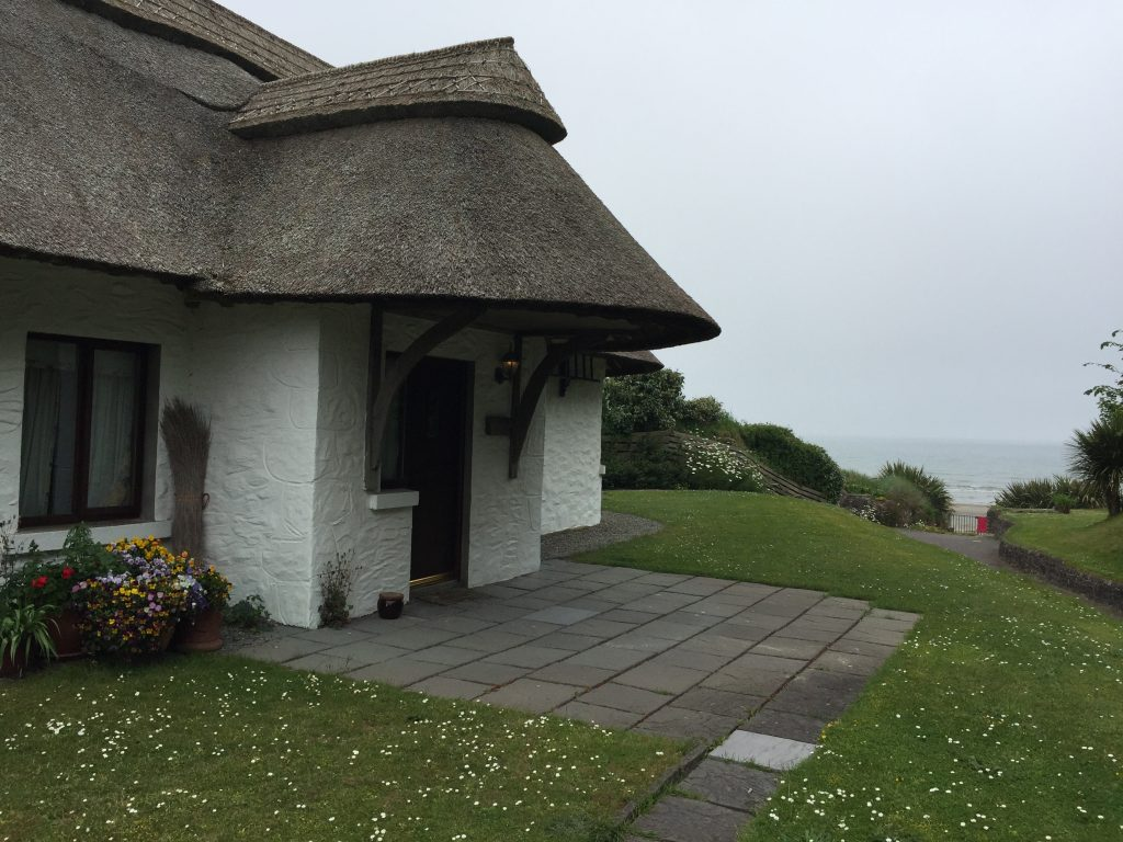 Our Ireland Coast Cottage 2016