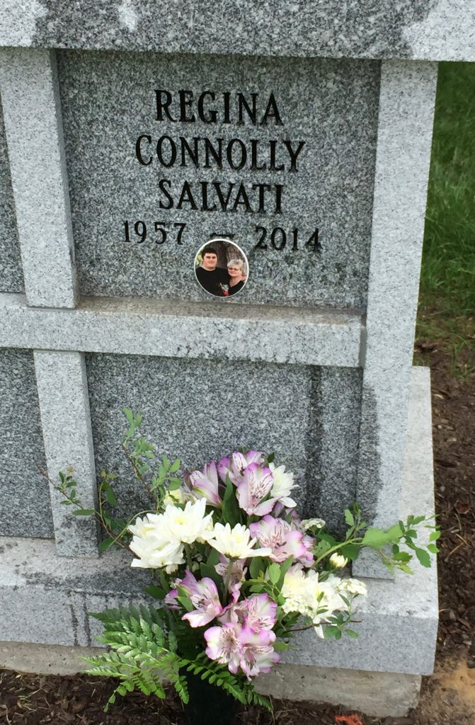 Regina Connolly Salvati Rests 6-4-2016