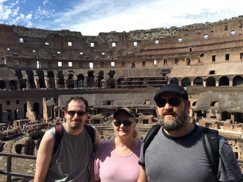 Rome Family Pic 2