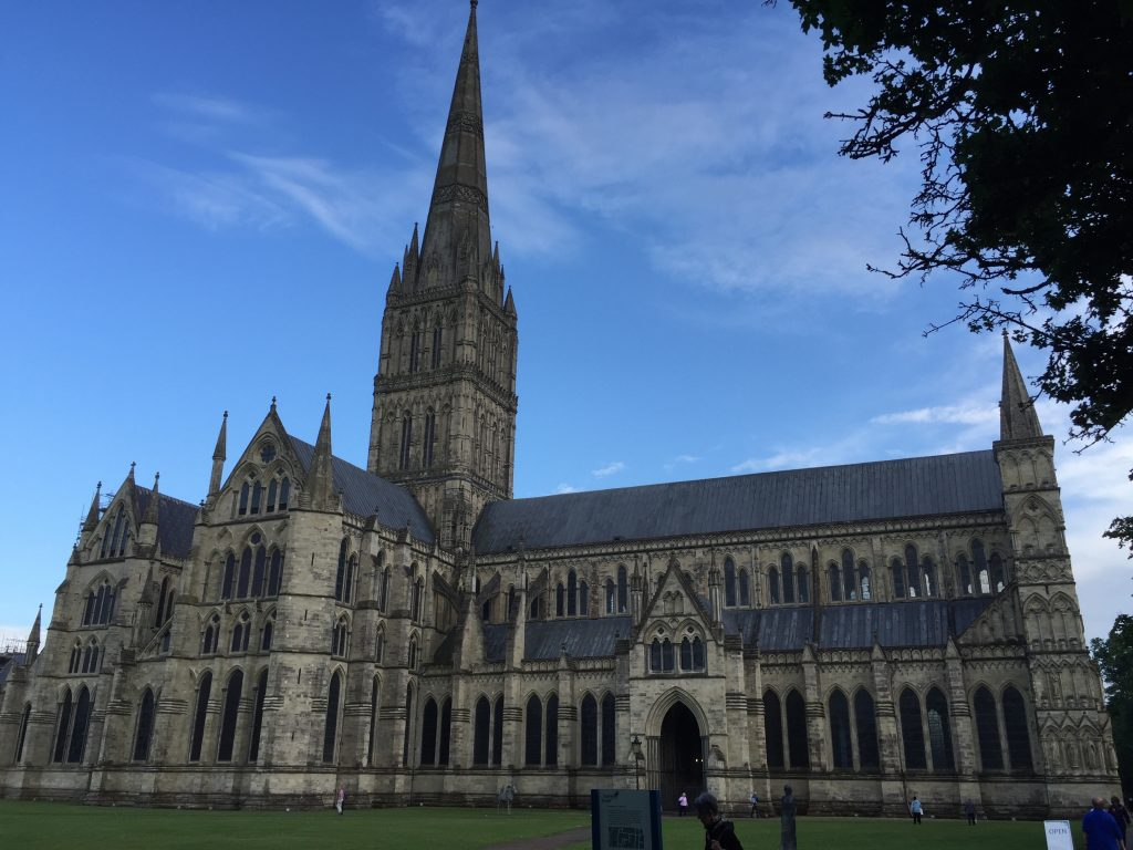 Salisbury Cathedral - full 1