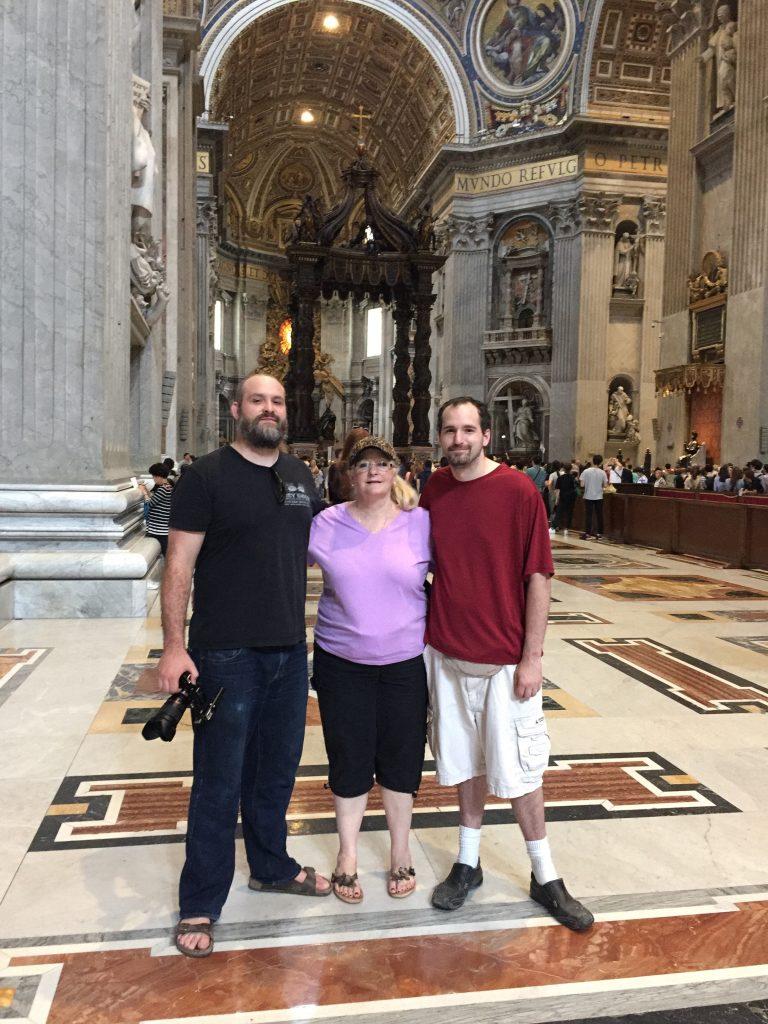 St Peters Basilicca