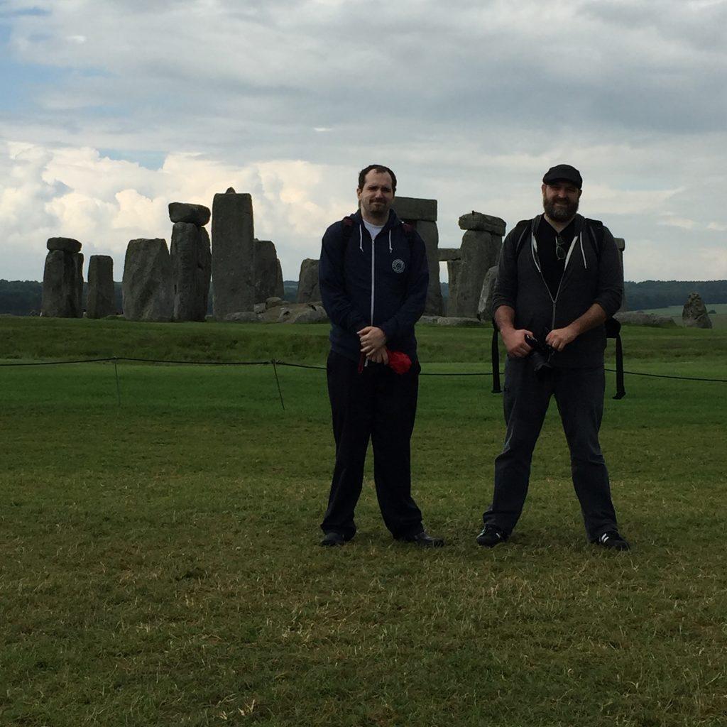 Stonehenge Pic 2 - 6-17-2016