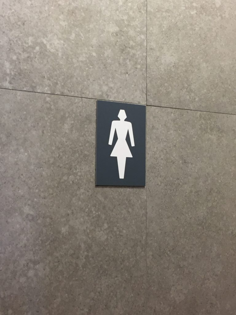 Vatican Bathroom
