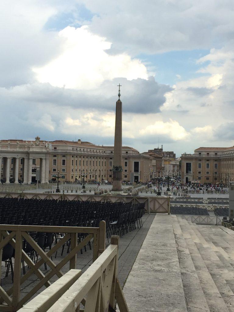 Vatican Obelisk - pic 2