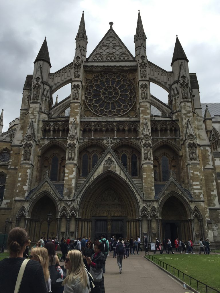 Westminster Abbey - London 6-16-2016